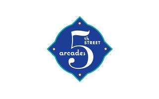5th Street Arcades Logo