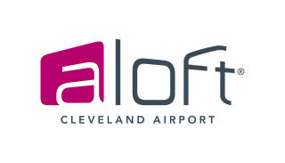 Aloft Cleveland Airport - New Logo June 2017