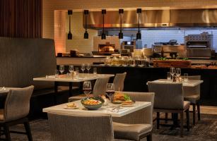 Dining Room at The Burnham Restaurant