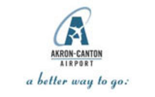 Akron Canton Airport Top Supporter Logo
