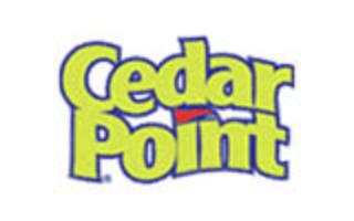 Cedar Point Top Supporter Logo
