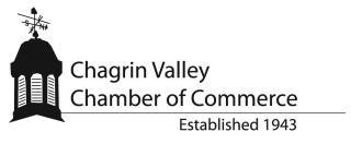 Chagrin Valley Chamber Logo