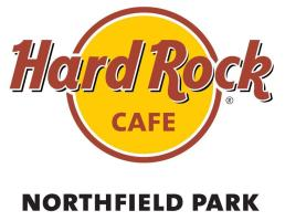 Logo - Hard Rock Cafe Northfield Park