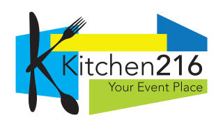 Logo - Kitchen 216 - July 2017