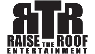 Raise the Roof Entertainment - Logo May 2017