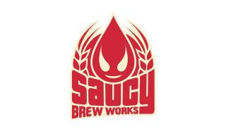 Logo - Saucy Brew Works - July 2017