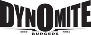 Logo - Dynomite Burgers