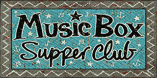 Logo - Music Box Supper Club