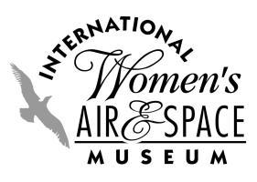 Logo - International Women's Air & Space Museum, Inc.