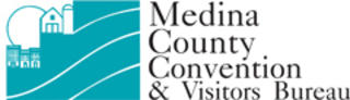 Logo - Medina County CVB