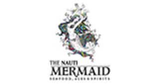 Nauti Mermaid Logo