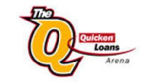 Quicken Loans Arena Top Supporter Logo