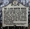 Clara Barton House logo thumbnail