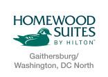 Homewood Suites Washington DC - North Gaithersburg logo thumbnail