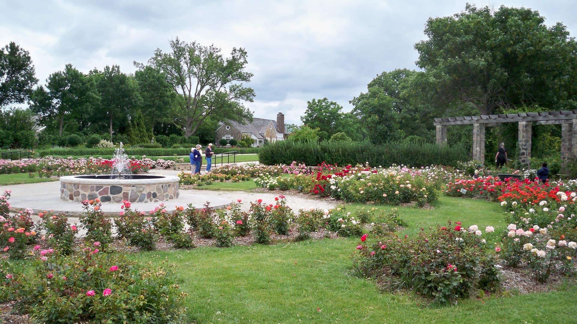 Gentil Boerner Botanical Gardens