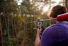 Go Ape Treetop Adventure Park at Rock Creek Regional Park logo thumbnail