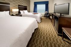 Hampton Inn & Suites by Hilton Washington DC North - Gaithersburg logo thumbnail