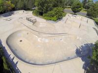 Cummer Skateboard Park
