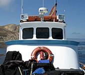 Explorer Dive Boat