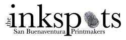 The Inkspots of San Buenaventura