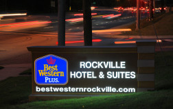 BEST WESTERN PLUS Rockville Hotel & Suites logo thumbnail