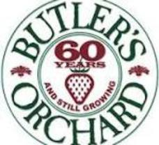Butler's Orchard logo