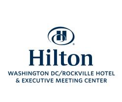 Hilton Washington DC/Rockville Hotel & Executive Meeting Center logo