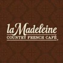 la Madeleine Country French Cafe Bethesda logo