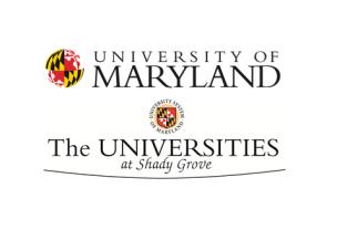 Universities at Shady Grove (USG) University of Maryland logo