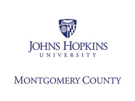 Johns Hopkins University Montgomery County Campus logo