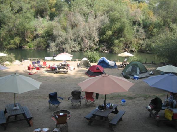 Burkeu0027s Canoe Campground