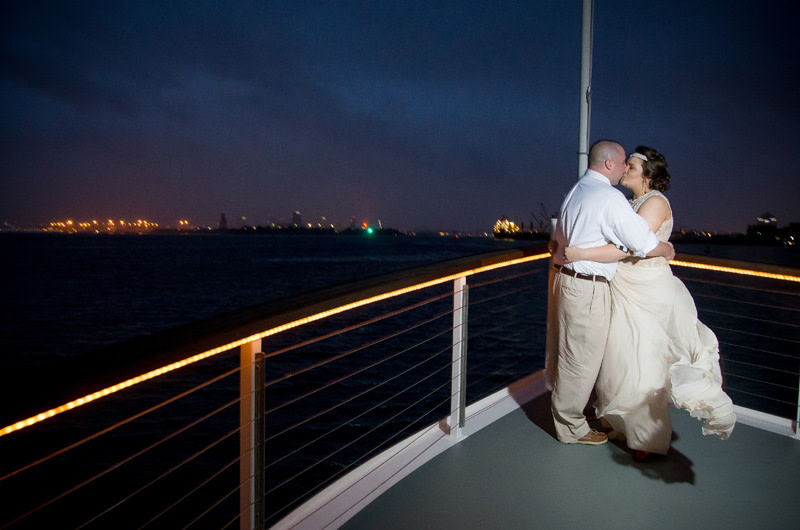 Baltimore Wedding on the Bay by Watermark
