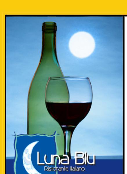 Luna Blu Ristorante Italiano Wine Dinner for Charity