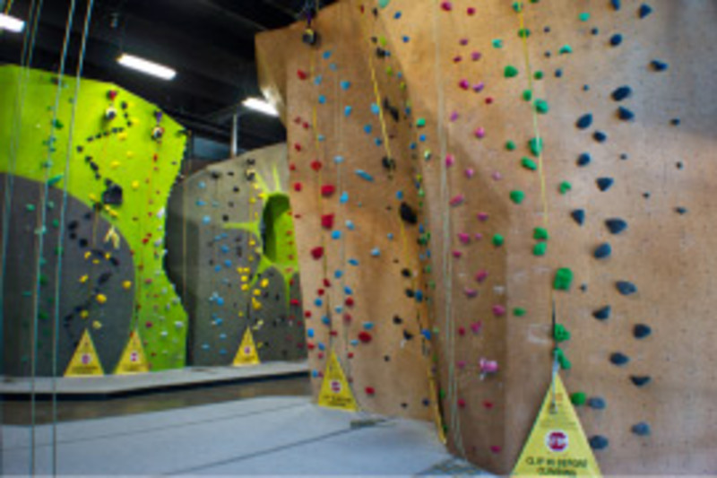 High Point Climbing and Fitness Downtown