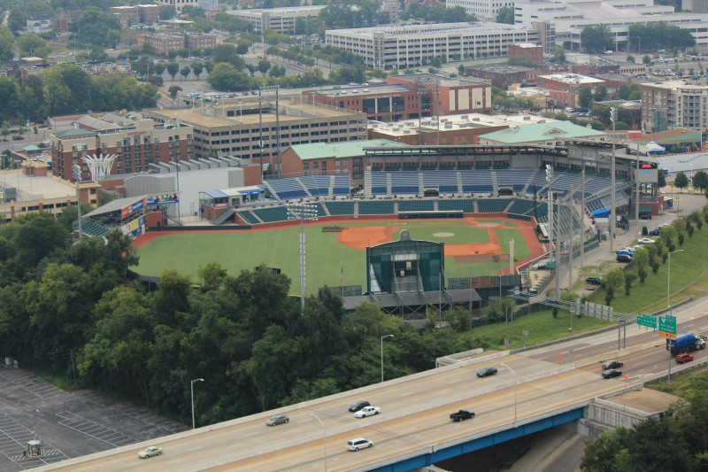 Chattanooga Lookouts AT&T Field