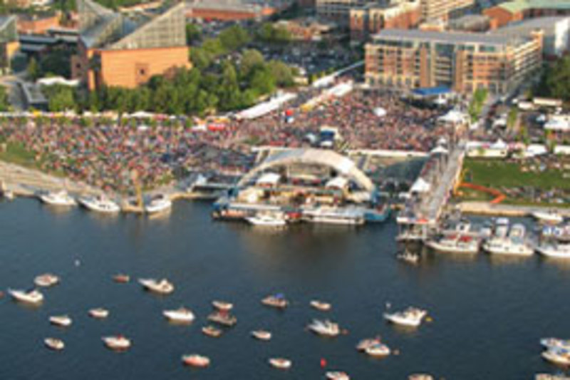 Chattanooga's Riverbend Festival
