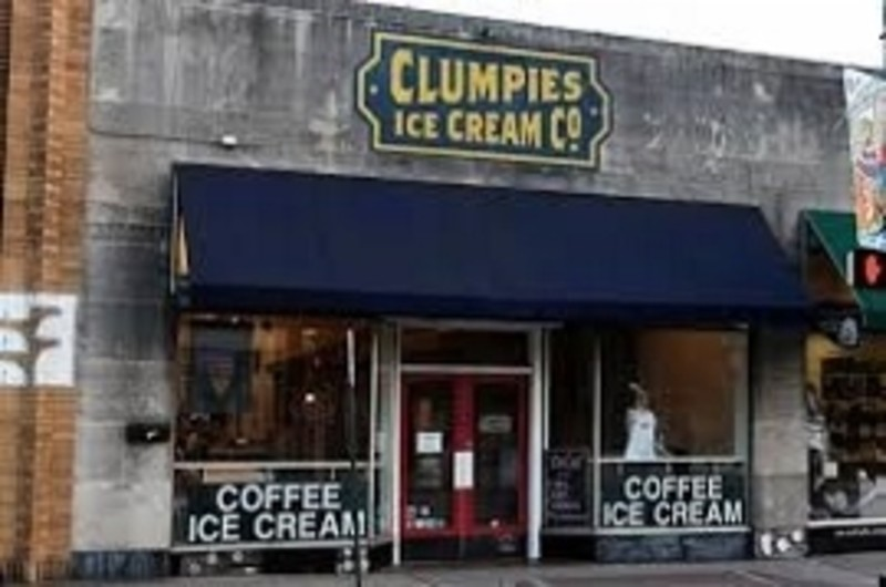 Clumpies Ice Cream/Lookout Mountain Area