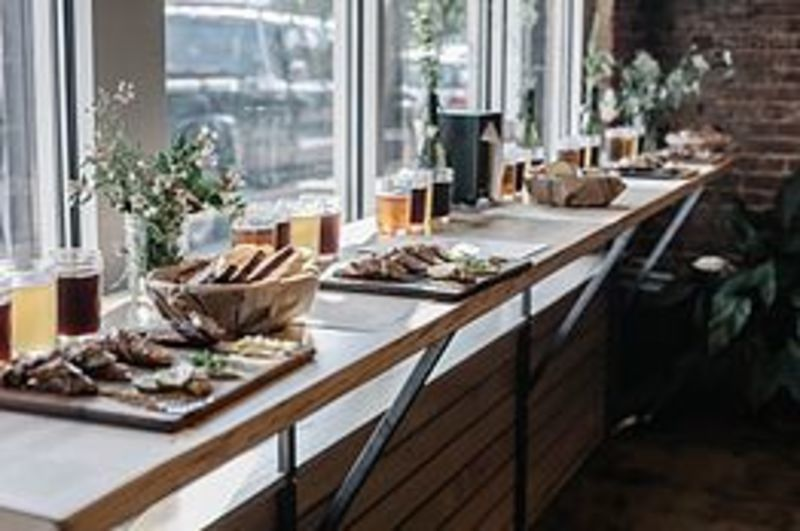 Food tours at Eat Sip Walk Chattanooga
