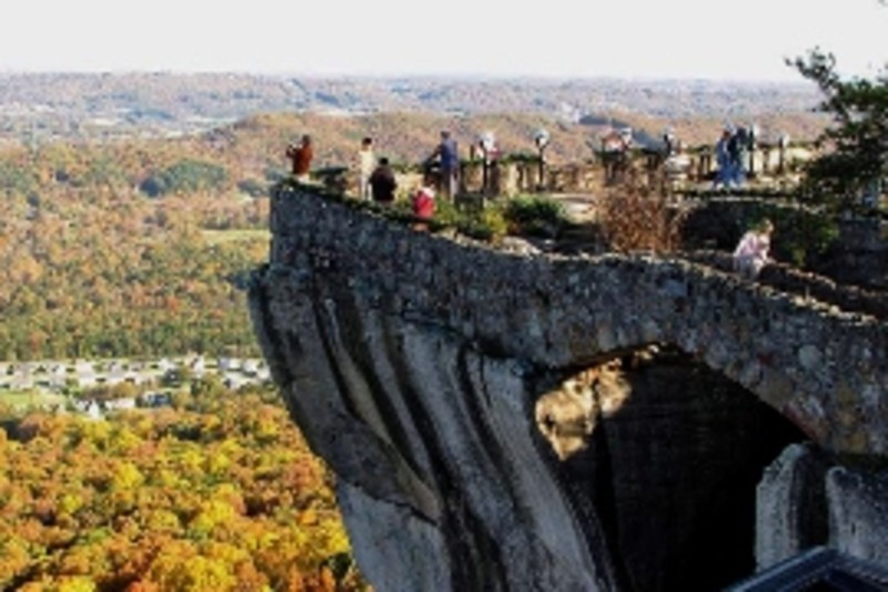 Lookout Mountain Attractions – Chattanooga Tourist Attractions Map