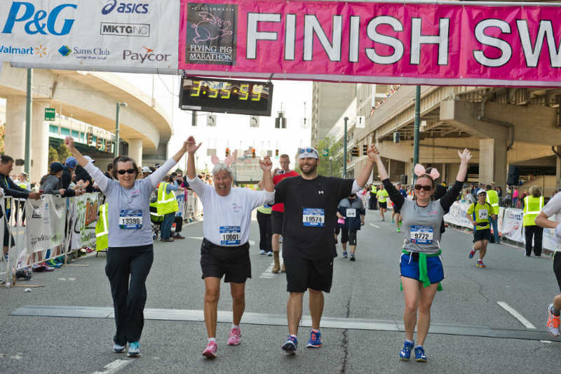 Flying pig marathon coupon code