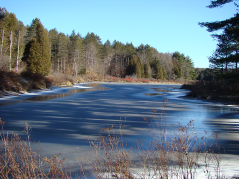 Ice Pond-Lake of the Twin Fawns Trail