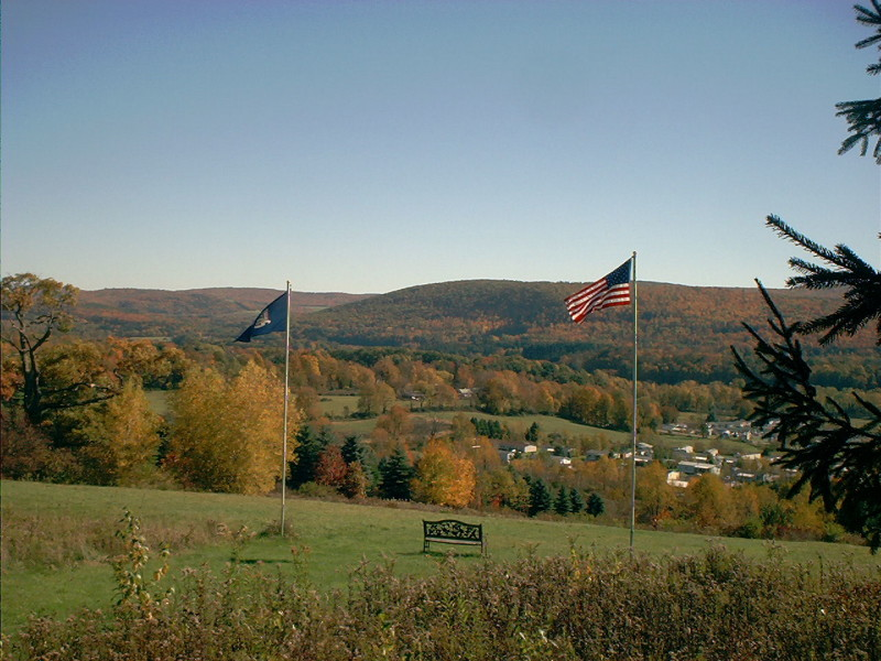 Valley View Walking Trails