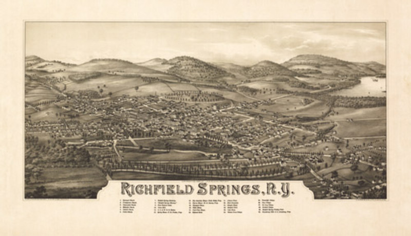 Richfield Springs Historic Association and Museum