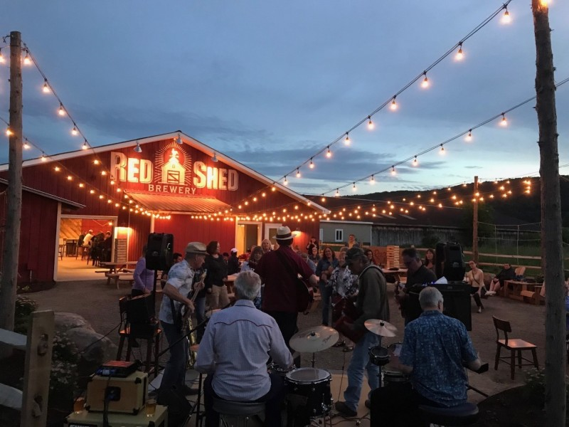 """<a href=""""/attractions/red-shed-brewery-cooperstown-tap-room"""">Red Shed Brewery Cooperstown Tap Room</a>"""
