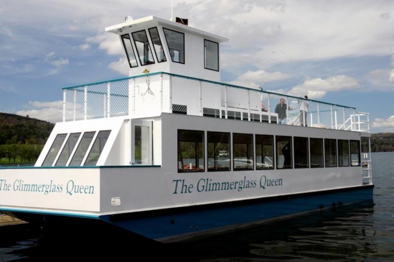 Glimmerglass Queen Tour Boat