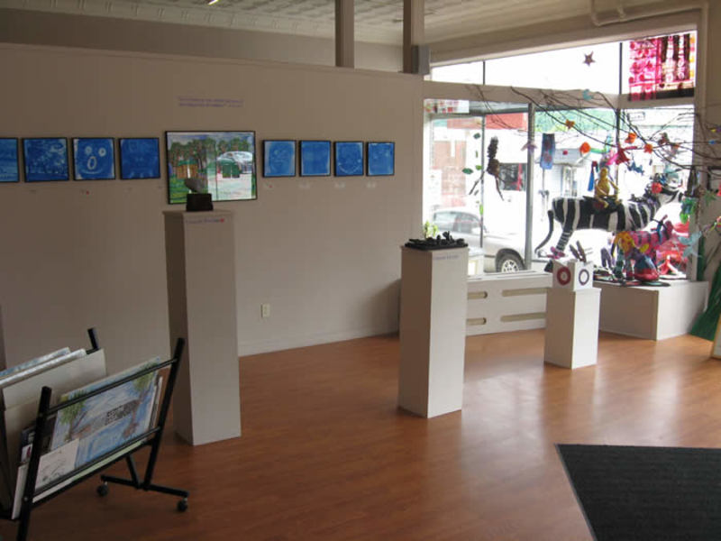 Main View Gallery & Studio