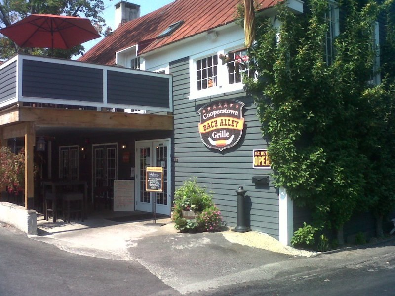 Cooperstown Back Alley Grille