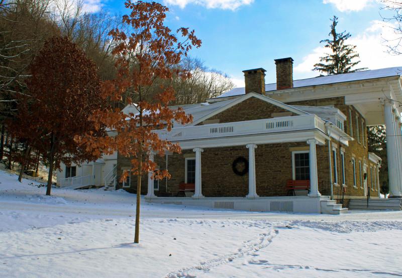 Woodside Hall