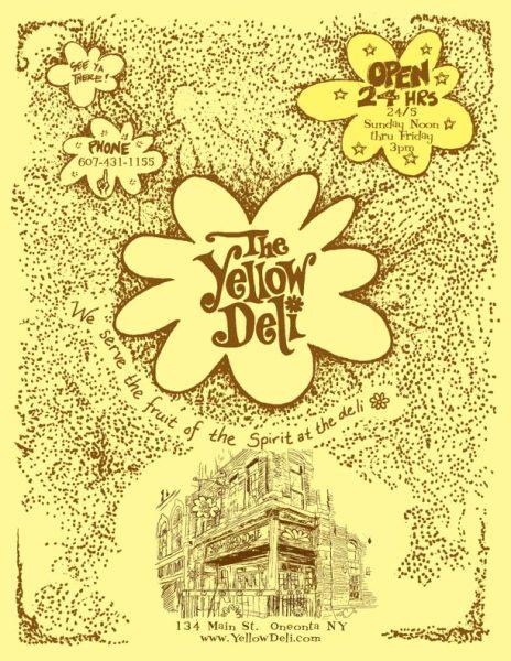 Yellow Deli