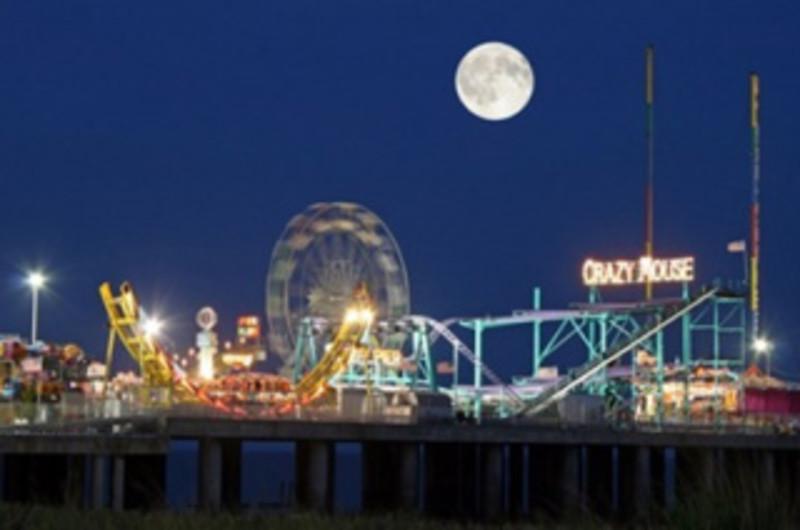 Steel Pier Explore Attraction In Atlantic City